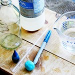 Kid Science: Homemade Bottle Thermometer