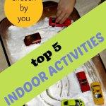 Top Indoor Activities for Kids of 2013