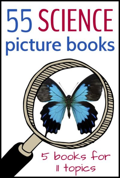 Nonfiction science picture books for kids