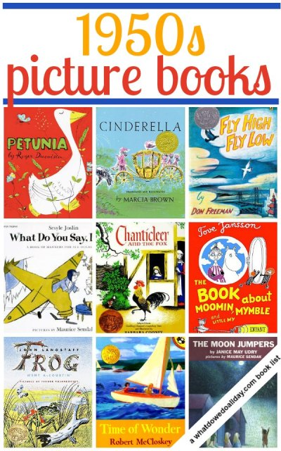 Ten classic 1950s children's books modern kids will love. Click through for the entire list.
