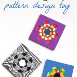 Kaleidograph Design Toy