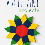 12+ Math Art Projects for Kids