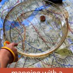 Map Science with a Homemade Compass