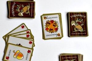 S'Quarrels is a fun family card game.