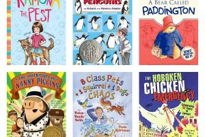 10 funny chapter books to read aloud to kids