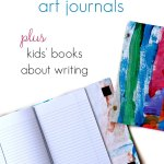 Handmade Journals and Books about Writing for Kids