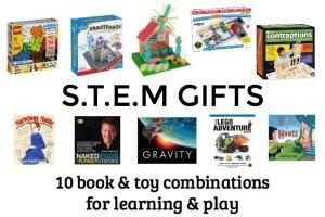 S.T.E.M gift guide for kids