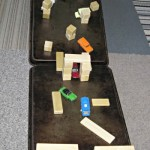 DIY Obstacle Course for Toy Cars