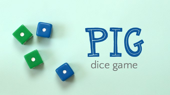 Pig Dice Game 6 Different Ways to Play