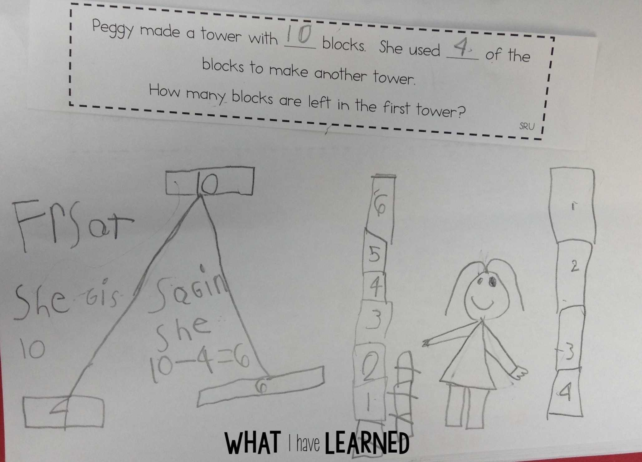 How To Teach Addition And Subtraction Word Problems