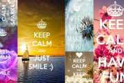 Keep Calm HD Wallpaper 1920x1080
