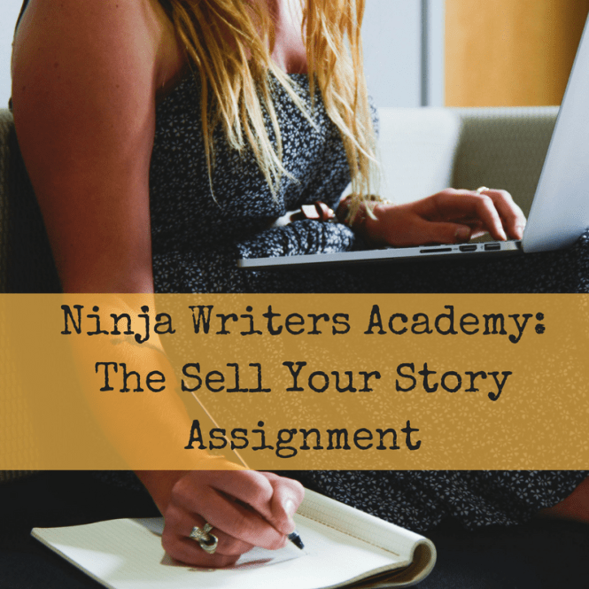 ninja-writers-academy-the-sell-your-story-assignment