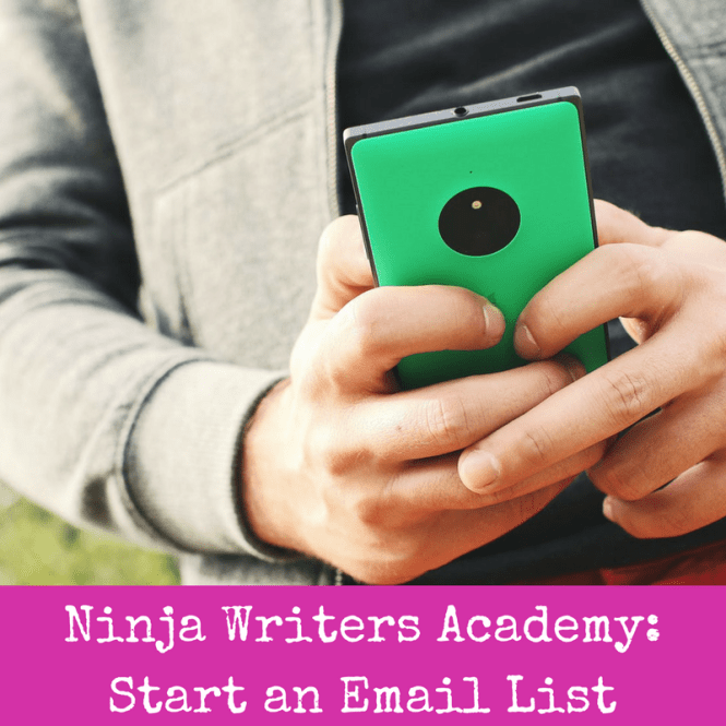 ninja-writers-academy_start-an-email-list