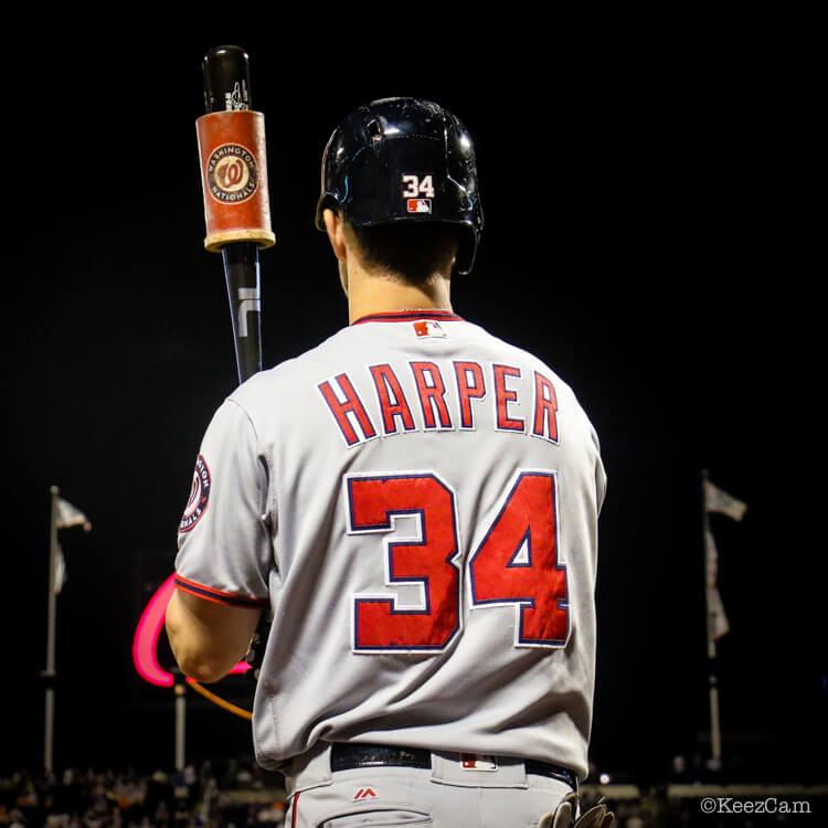 Paul George Wallpaper Hd What Pros Wear Bryce Harper S Tucci Lumber Bharp34 Maple
