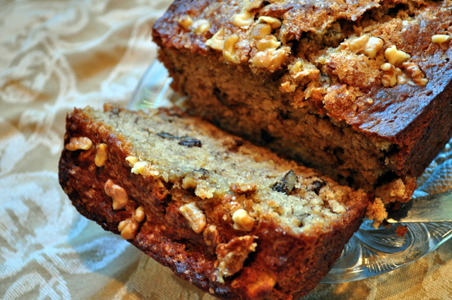 Paleo Mom's Carrot Banana Bread