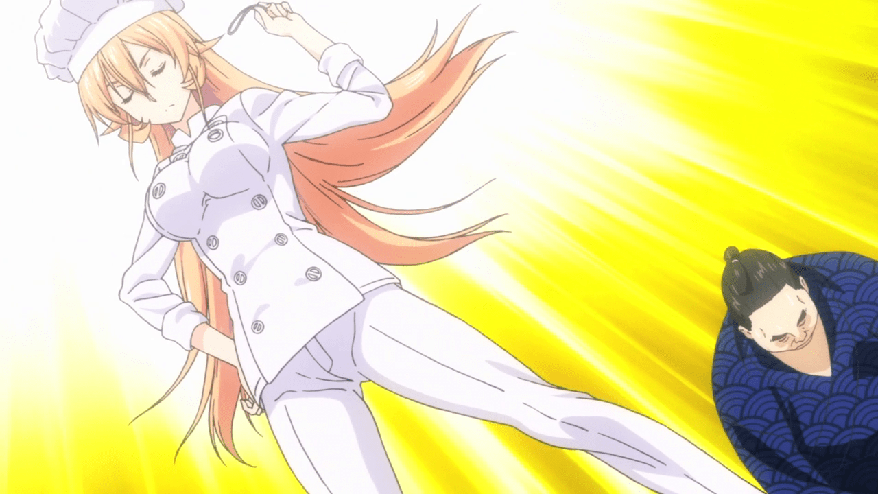Food Wars Episode