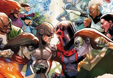 "X-Men: ResurrXion, Inhumans and ""Rebranding"""
