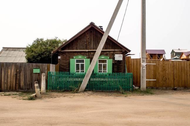 Khuzir Village, Olkhon Island