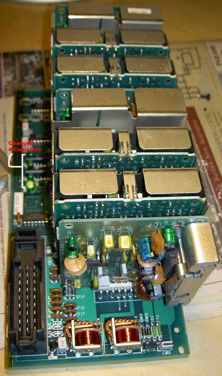 Sound Wiring Schematic Bose Mercedes W140 Amplifier Inside 4 What S Inside