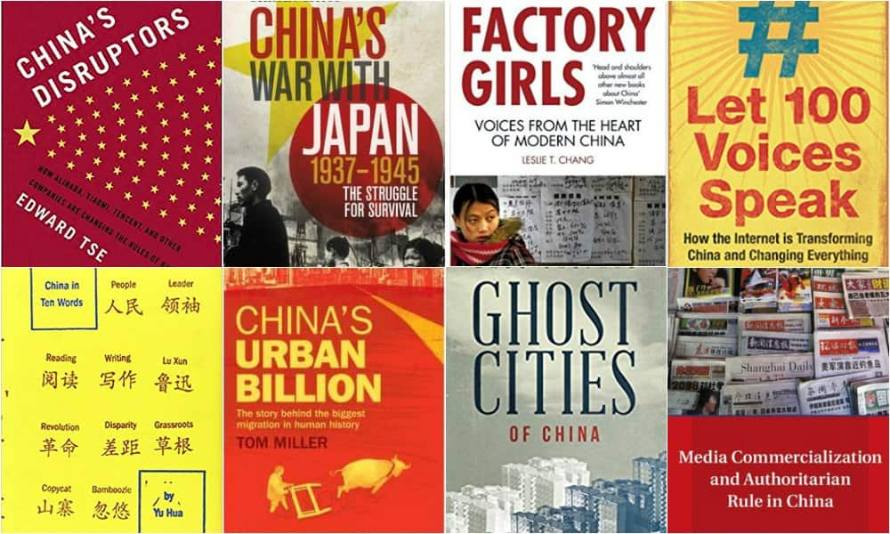 Best 30 Books to Understand Modern China (Recommended by What\u0027s on