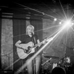 Sher Vadinska performing at the Scott Greene benefit. PHOTO BY SHASTA BREE