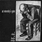 at eternity's gate bw