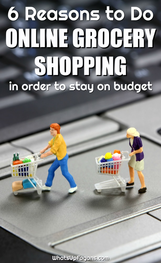 6 Ways Online Grocery Shopping Keeps Me on a Budget