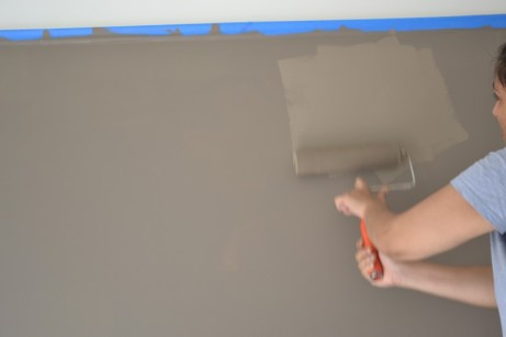 Martha Stewart Brook , choosing the right gray paint