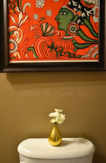 Whats Ur Home Story: simple flower arrangements, decorating with grocery store flowers, SW Hopsack