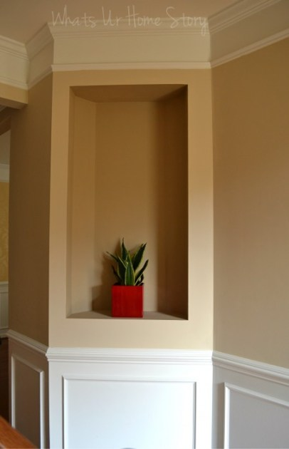 Whats Ur Home Story: Sansevieria, variegated Sansevieria, the snake plant, the mother-in-law's tongue plant,  Sherwin Williams Kilim Beige