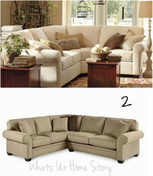 neutral couch
