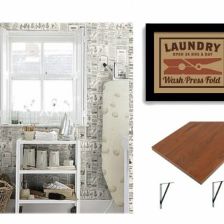 Laundry Room – Prep Time