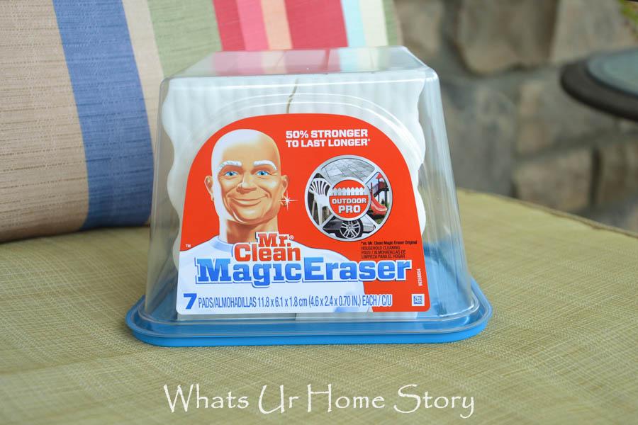 Mr Clean Magin Eraser Outdoor Pro