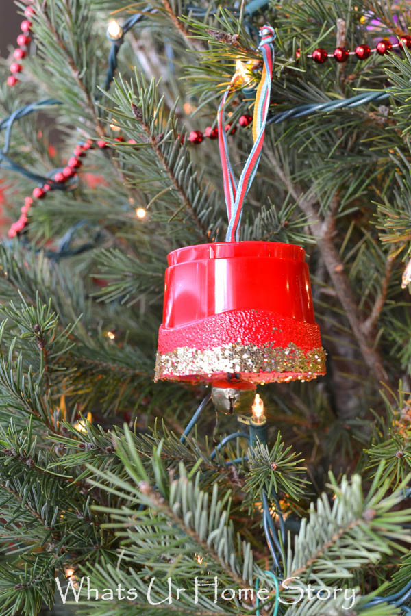 holiday crafting with kids
