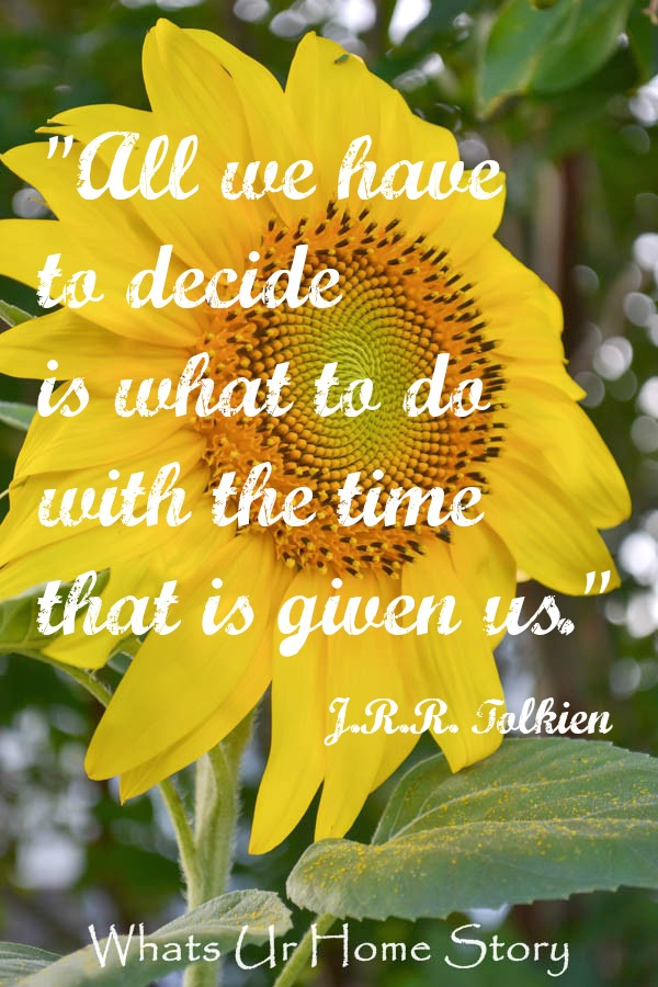all you have to decide quote; Check out the post for more free quote printables