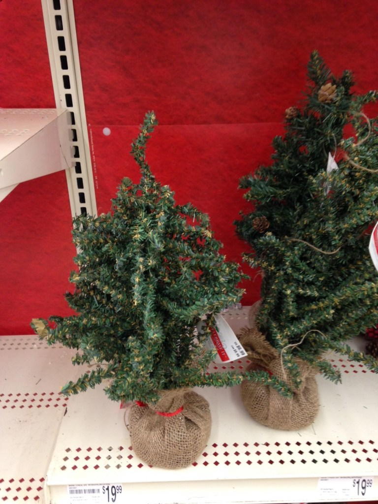 Holiday Decor Shopping in January