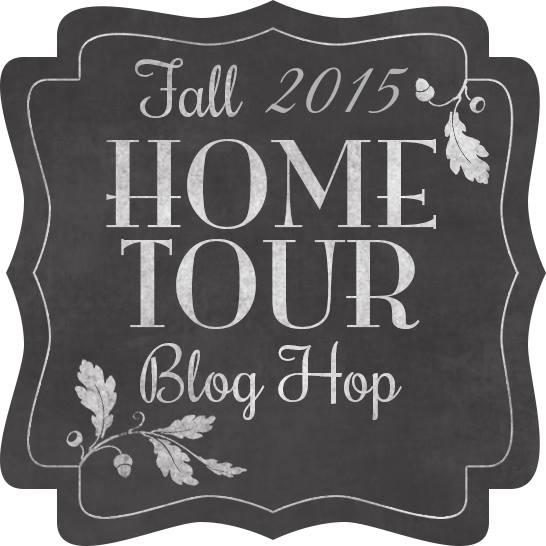 Fall 2015 Home Tour Blog Hop 1