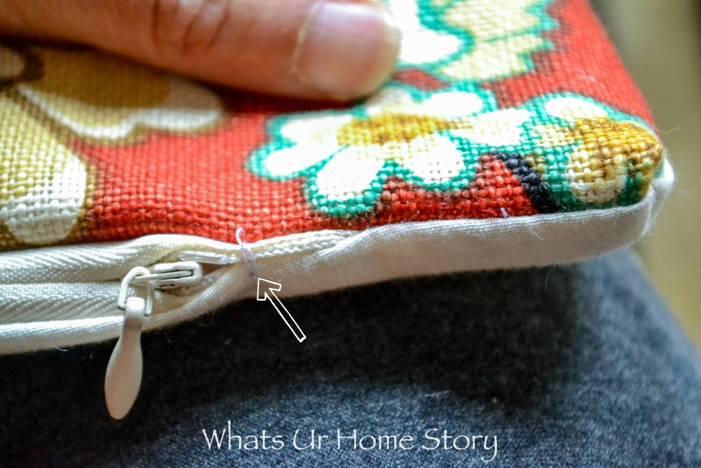 how to sew an invisible zipper tutorial