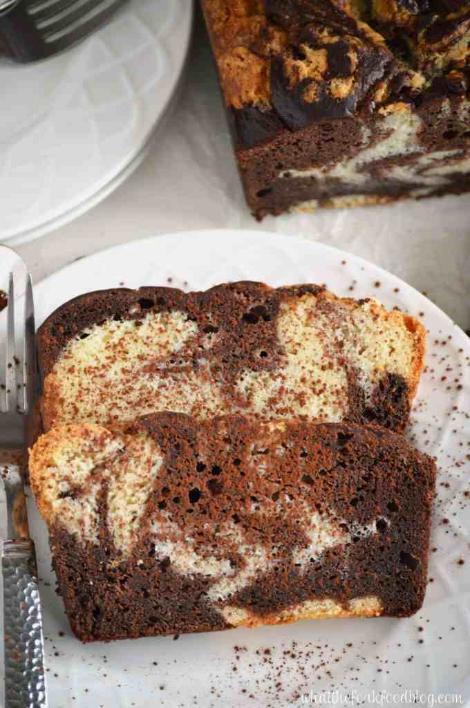 Gluten Free Marble Pound Cake - blogs de cooking and recipes blogs