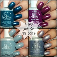 IBD Just Gel Nail Colors for Winter
