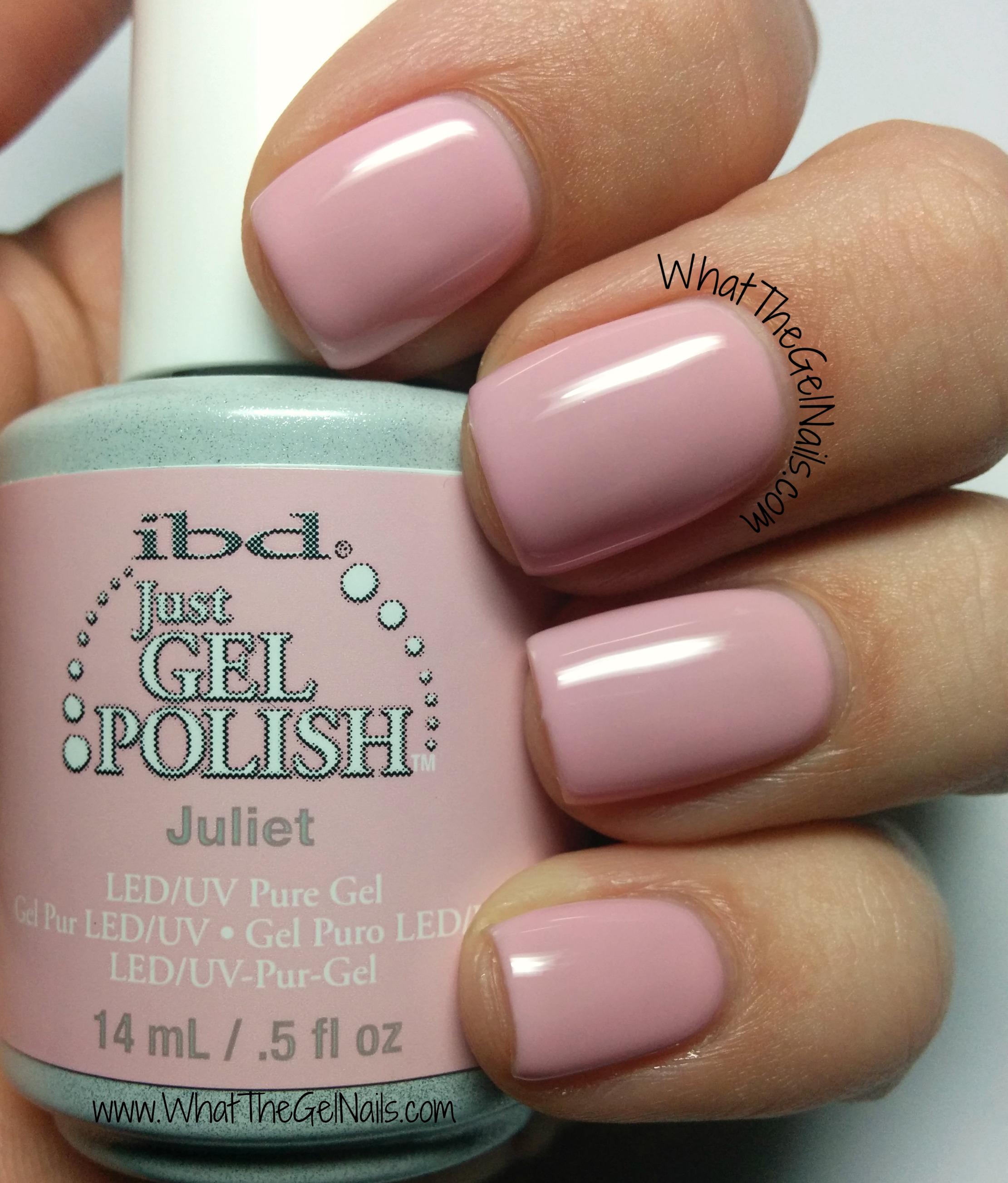 Springy Ibd Just Gel Polish Colors