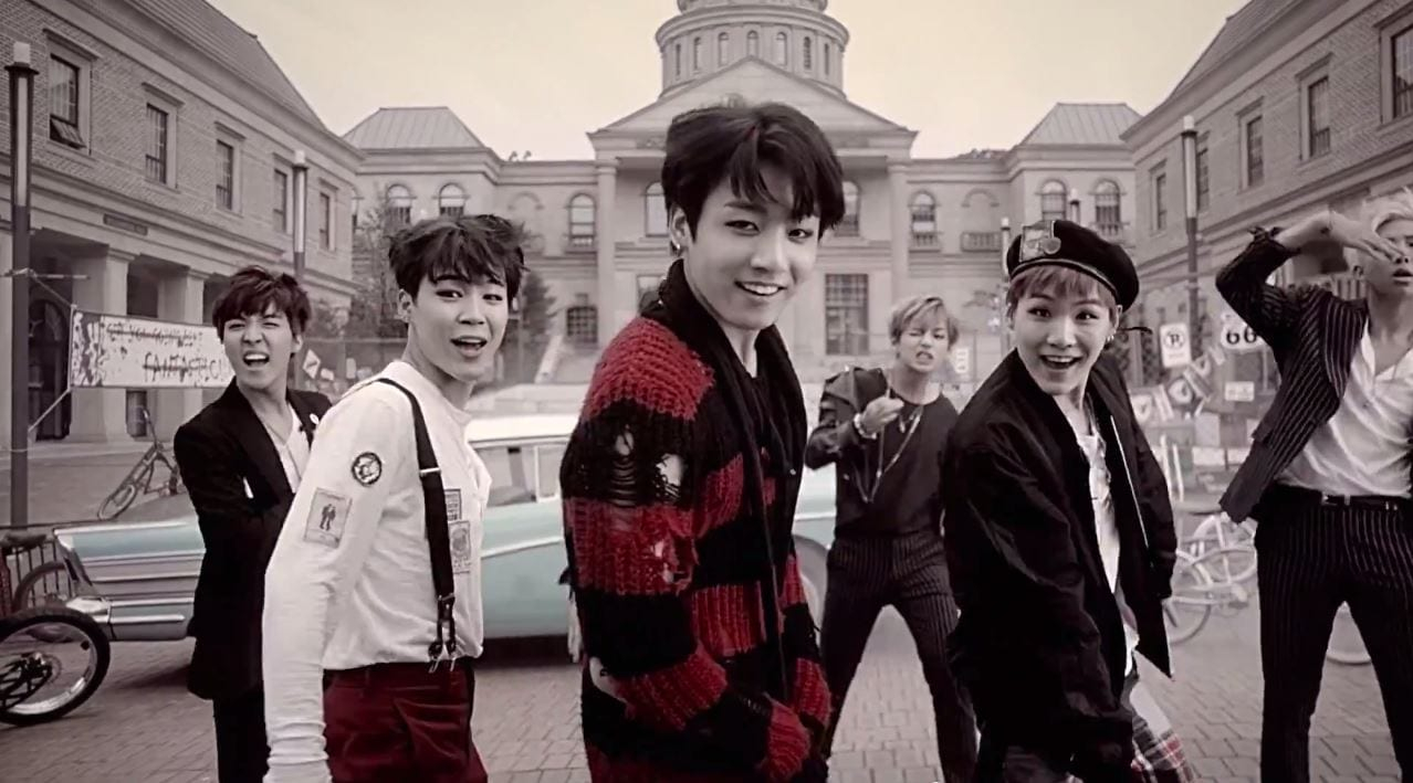 Fall Out Boy Wallpaper Pc Wtk Quiz Can You Name These Bts Mvs From A Single Frame
