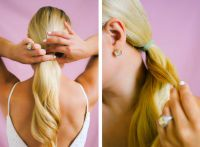 Hair Tutorial: Braided Ponytail - What Would V Wear