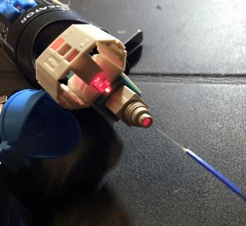 Fibre termination