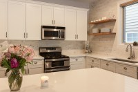 Kitchen Cabinet Refinishing and Refacing in Chicago ...