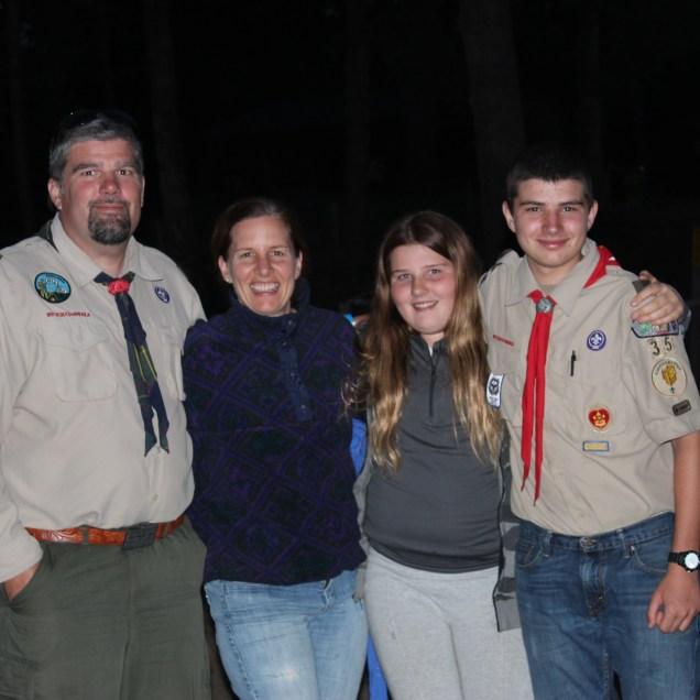 Gus P. & Family