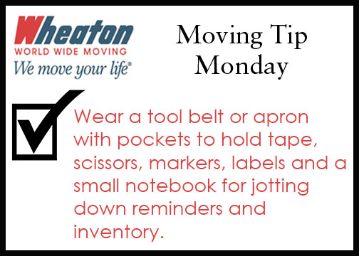 Moving Tip Monday 7-21 - Wheaton