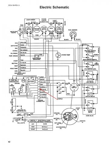 40cck Onan Wiring Diagram Electronic Schematics collections