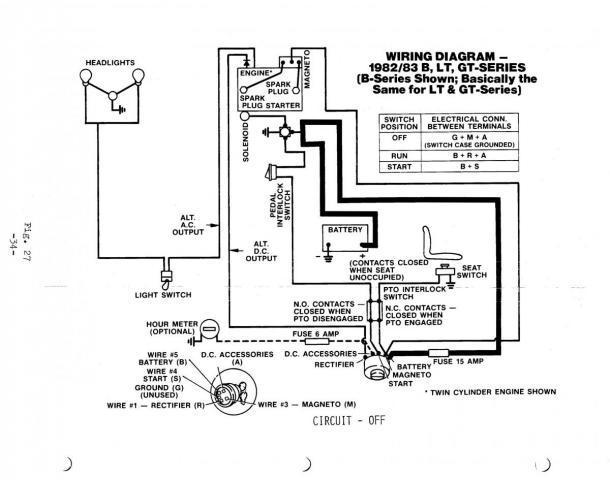wiring diagram likewise toro wheel horse ignition switch wiring