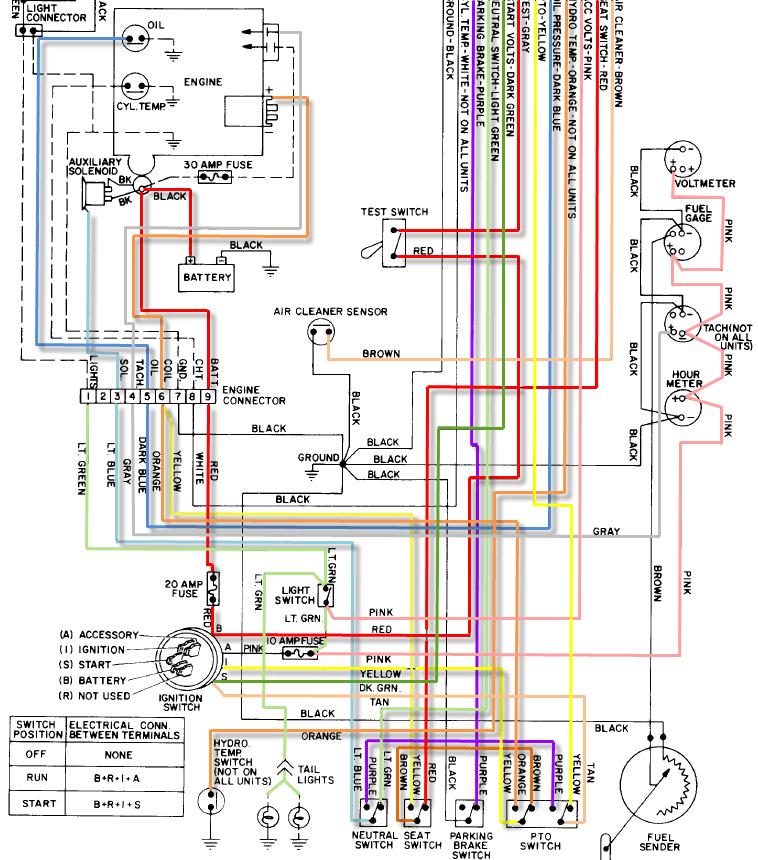 kohler k241 wiring diagram